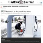 Hartford Courant, Jan. 27, 2015